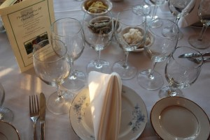 West Haven_table setting '09