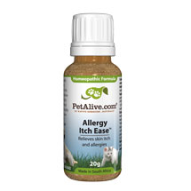 Pet Alive Allergy Itch Ease for Pet Allergy Relief