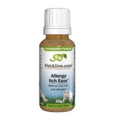 allergy itch ease remedy
