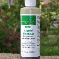 MSE Liquid Rescue Probiotic, Enzyme & Vitamin Supplement for Sick or Stressed Animals