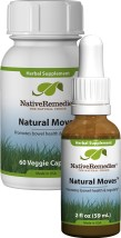 Pet Alive Natural Moves relieves pet constipation and promotes bowel health