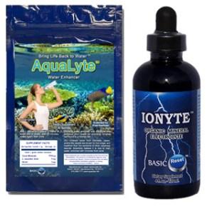 Aqualyte and Ionyte Combo