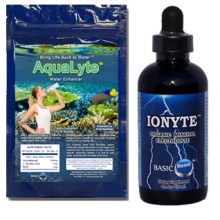 Aqualyte and Ionyte Combo