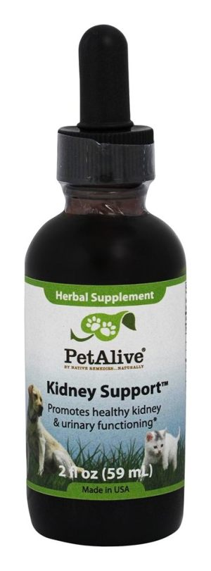 Pet Alive Kidney Support for Dogs and Cats