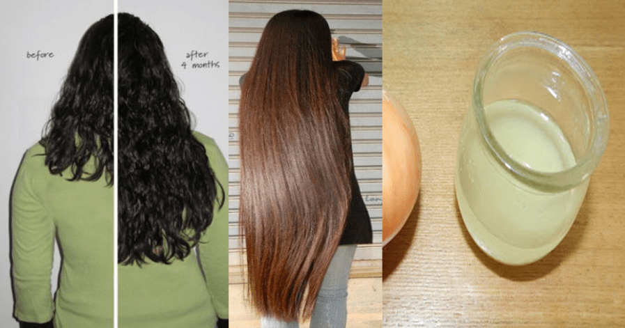 2 Ingredients To Make Your Hair Longer Shiny And Thicker