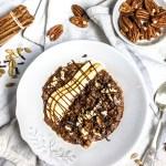quick chocolate porridge