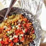 millet-salad