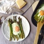 Asparagus-egg-parmesan