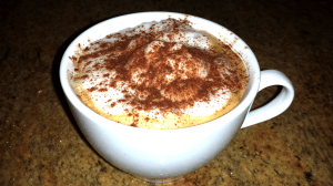 Almond Milk Cappuccino