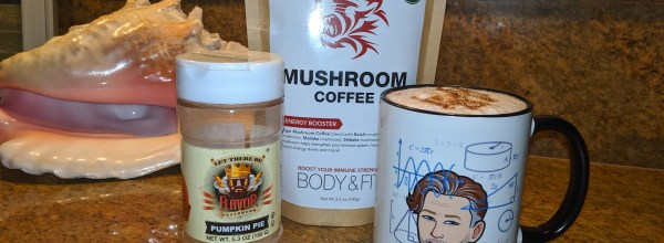 Love Coffee But Not All That Caffeine? Maybe Try Mushroom Coffee?