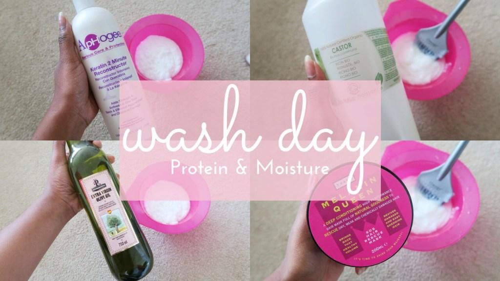 Healthy Hair Junkie | Wash Day