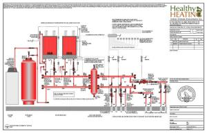 HVAC :: Sample set #2 HVAC Drawings and Specifications for MultiPurpose Industrial Building