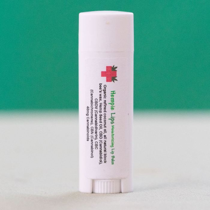 hempie lips 50 mg lip balm