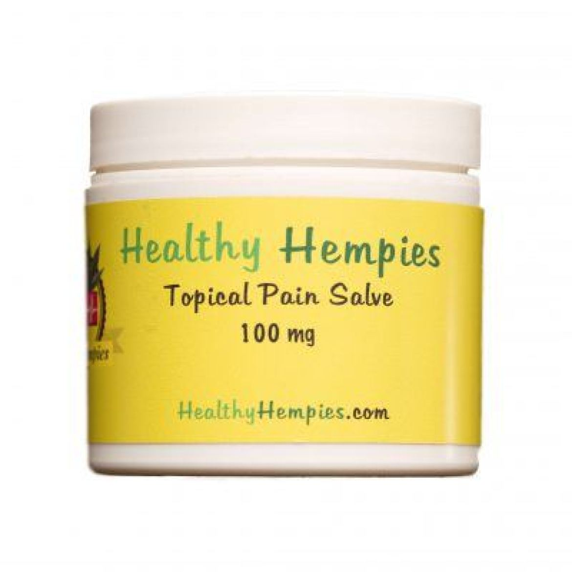 Topical Pain salve 100 mg