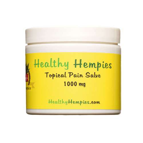Topical Pain Salve 1000 mg