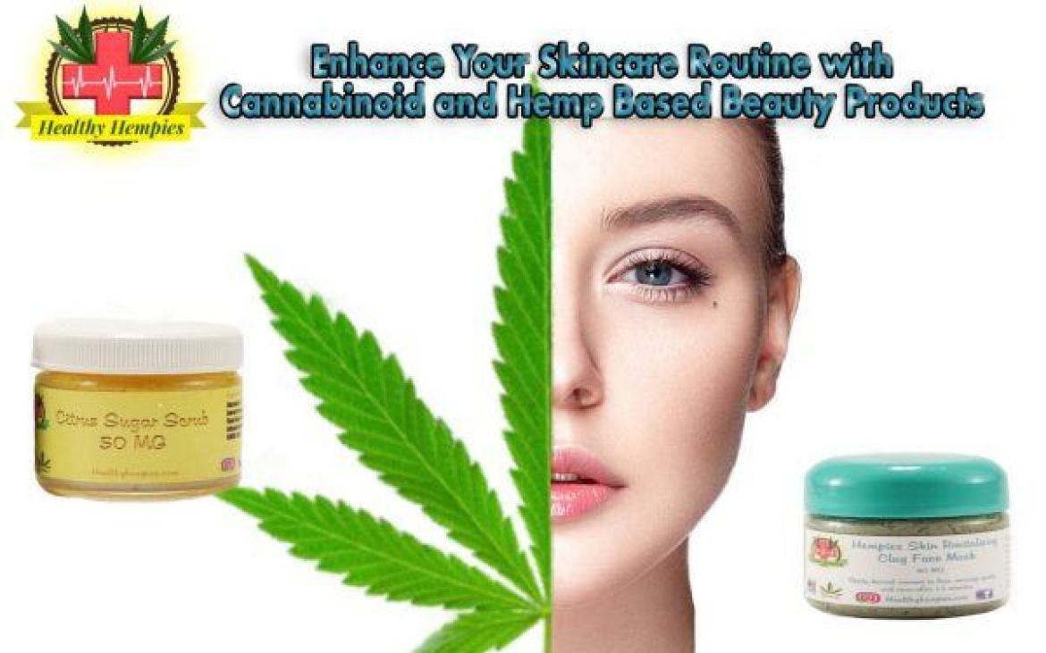 Enhance Your Skincare Routine with CBD & Hemp Based Beauty Products, Beauty Benefits of Hemp Seed Oil & Cannabinoids, CBD & Hemp Based Products Skincare Enhance Your Skincare Routine with Cannabinoid and Hemp Based Beauty Products