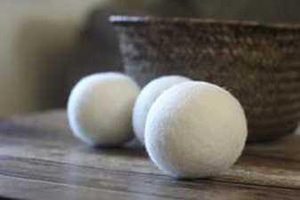 100% organic dryer balls