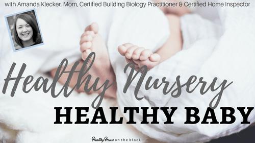 non toxic nursery