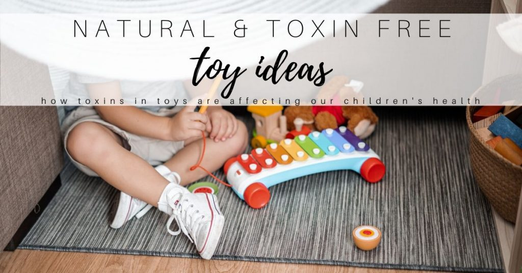 Natural Toy & Gift Ideas for Toxin Free Living