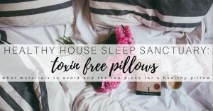Best Organic Pillows for a Healthy Bedroom