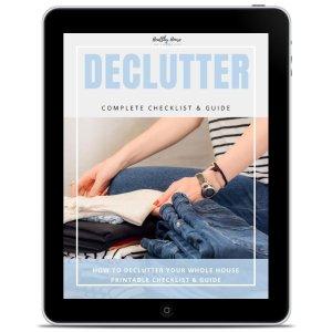 Declutter Checklist