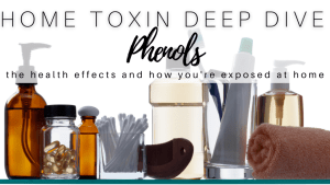 Phenol Toxins:  A Deep Dive
