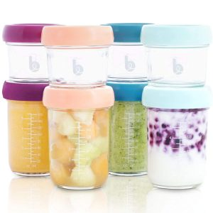 Babymoov Glass Food Storage Containers