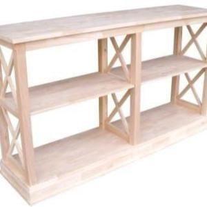 Unfinished Furniture Expo Sofa Table