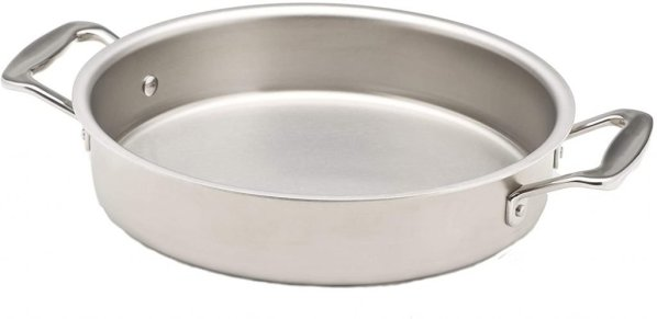360 Handcrafted Surgical Stainless Steel Cake Pan