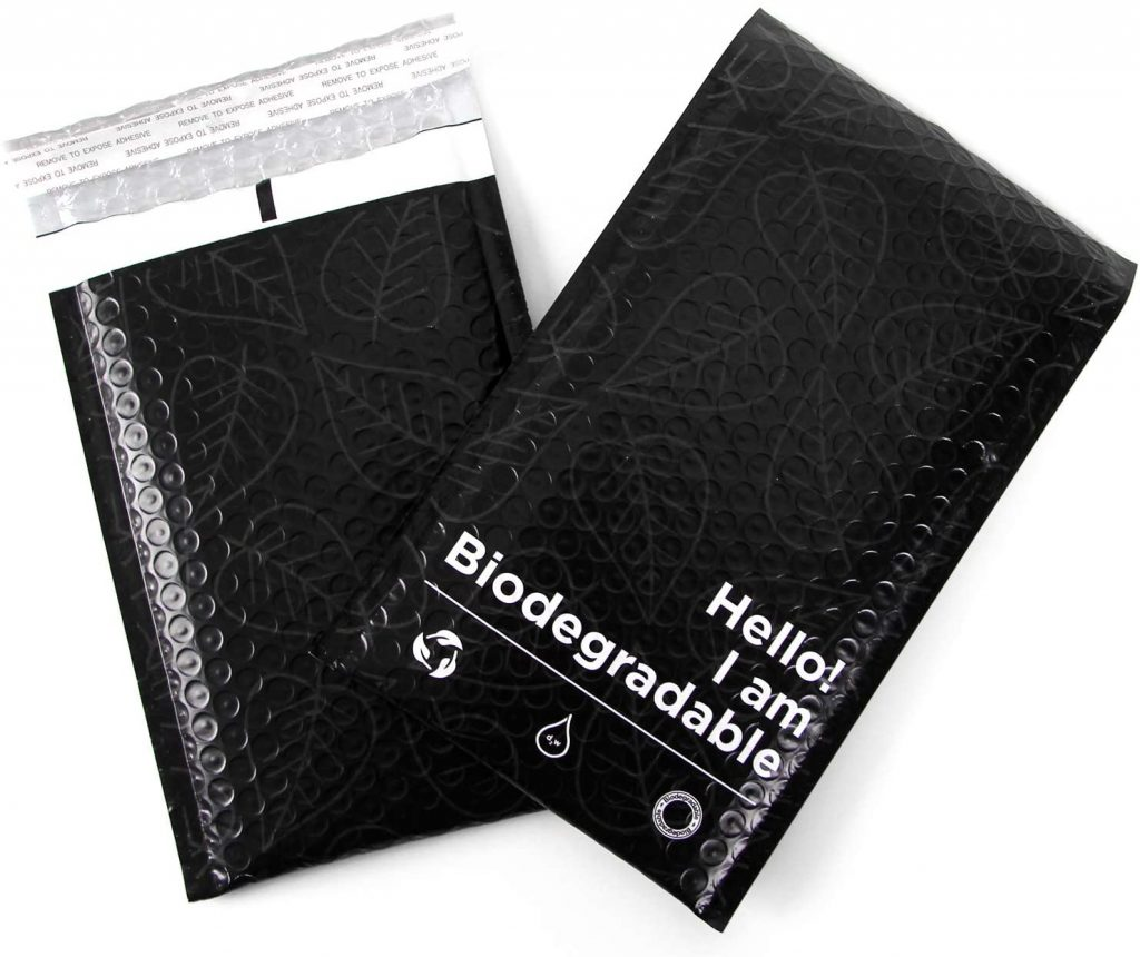 Biodegradable Bubble Mailers