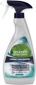 Seventh Generation Free & Clear Laundry Stain Removers