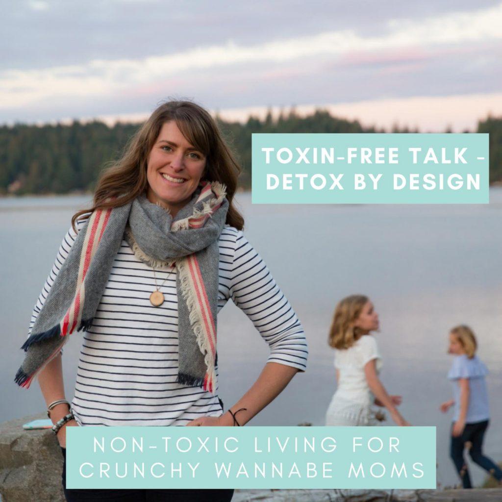 Detox by Design Podcast with Megan Mikkelsen: