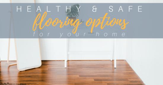 non-toxic flooring
