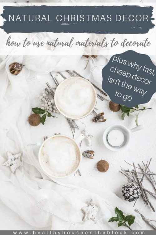 natural christmas decor ideas