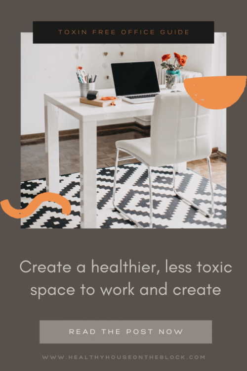 toxin free office guide