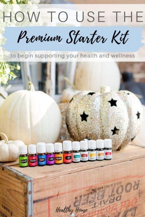 young living premium starter kit uses (1)