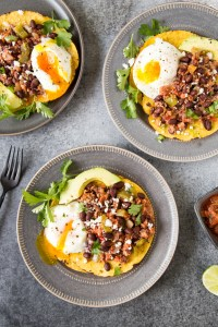 Instant Pot Huevos Rancheros
