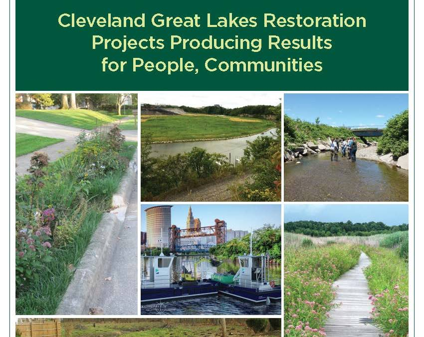Cleveland Area Great Lakes Restoration Projects: Producing Results for People, Communities