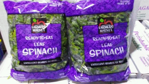 The Horton Fruit Company, Inc. Issues Voluntary Recall of Fresh Spinach
