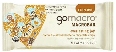 Gomacro Recalls Limited Number of Macrobars and Thrive Bars