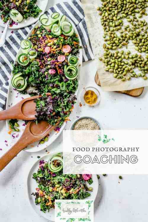 food photography coaching from gina fontana with Healthy Little Vittles