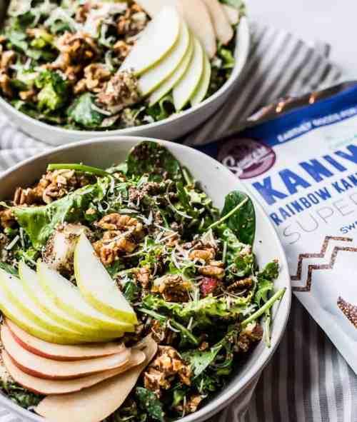Kaniwa Pear Salad