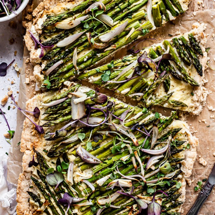 savory tart recipes