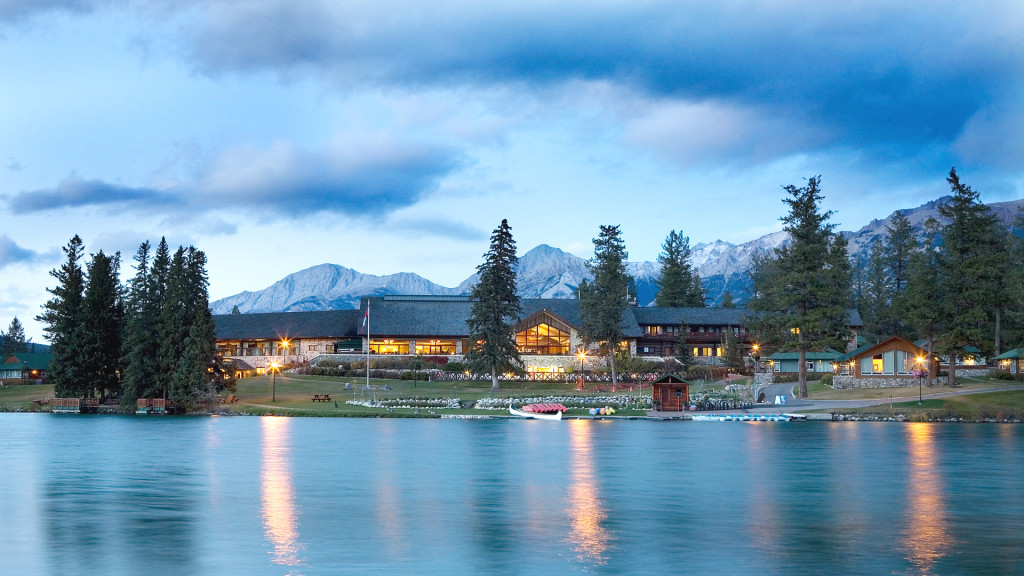 The Spa at Fairmont Jasper Park Lodge, Healthy Living + Travel