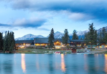 The Spa at Fairmont Jasper Park Lodge, Healthy Living + Travel