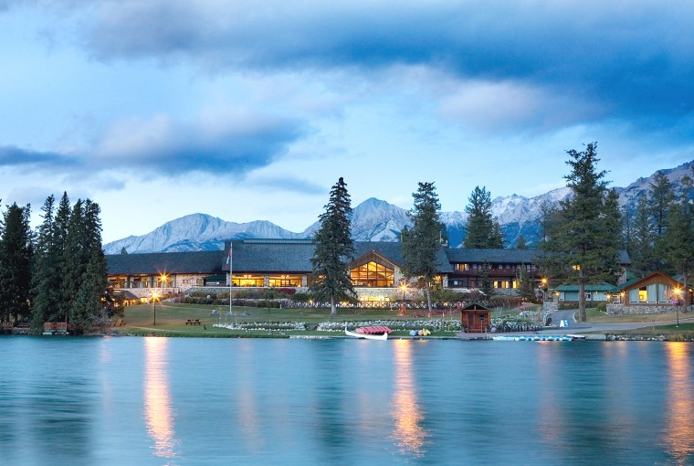 Jasper Park Lodge, Healthy Living + Travel