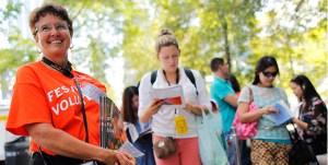 Visitors At Toronto International Film Festival, Healthy Living + Travel