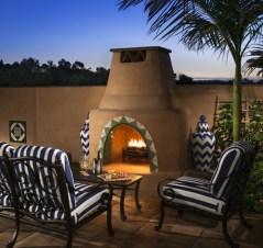 Casita Patio, Rancho Valencia - Healthy Living + Travel