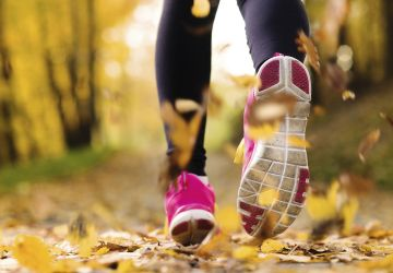 Fall Into Fitness, Healthy Living + Travel