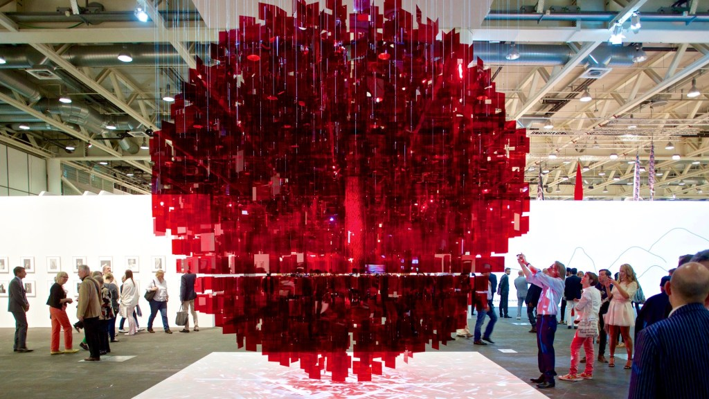 Art Basel in Europe, Healthy Living + Travel